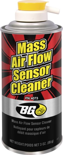 BG Mass Air Flow Sensor Cleaner - Custom (BG4073)