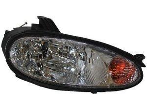 Composite Headlamp - Mazda (NC10-51-0K0E)