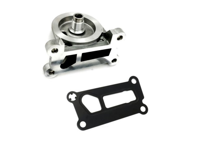 Genuine Mazda Oil Filter Housing 1F20-14-310C