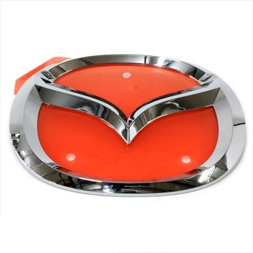 Mazda3 5 Door >> Details About Genuine 2014 2016 Mazda3 5 Door Hatchback Rear Emblem Bhn9 51 730