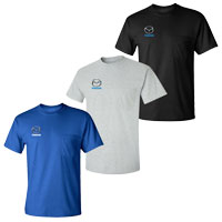 Men's Pocket T-Shirt - Mazda Marketplace (mm0002)