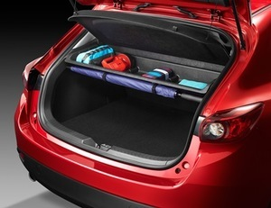 Cargo Area Storage Shelf - Mazda (BJE3-V1-300)