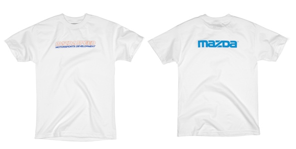 Motorsports Winner T-shirt, White - BrandM (brm00010)