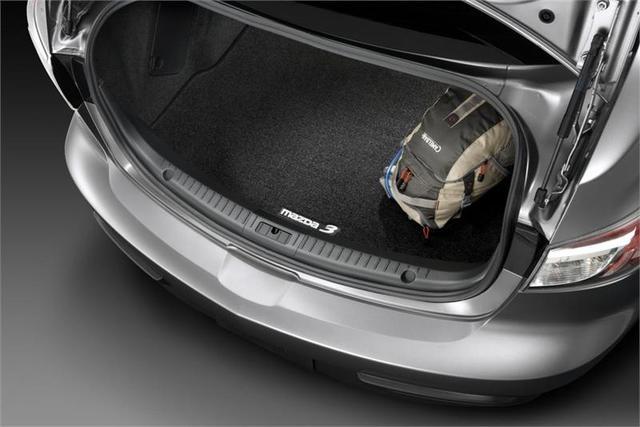 Cargo Mat - Mazda 3 - Mazda (mg00068)