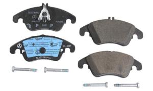 Front Disk Brake Pads - Mercedes-Benz (007-420-58-20)