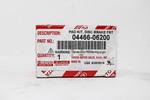 Brake Pads - Toyota (04466-06200)