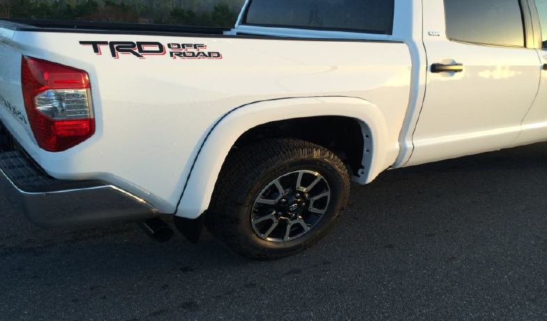 OE Style Fender Flares - Toyota (00016-34047)