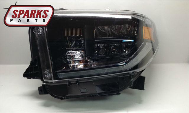 Headlamp Assembly Left-Hand (TRD Pro) - Toyota (81150-0C211)