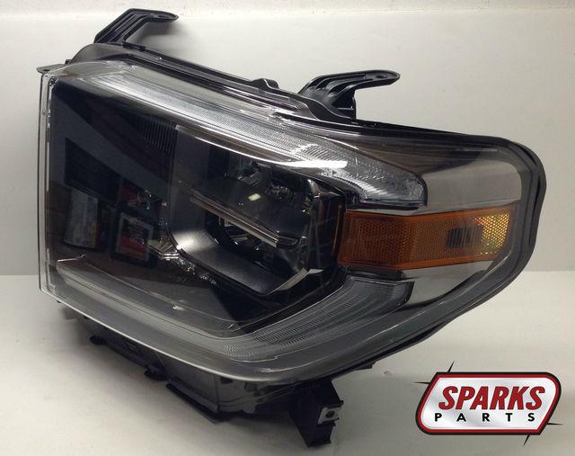 Headlamp Assembly Left-Hand (TRD Sport) - Toyota (81150-0C210)
