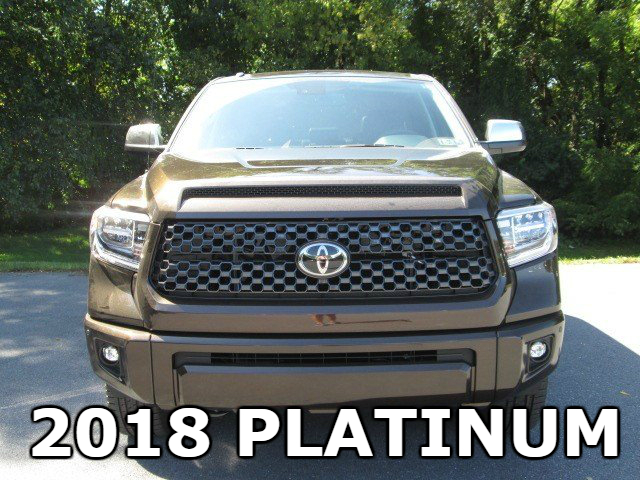 2018 Platinum Tundra Grille - Custom (53101-0C040)