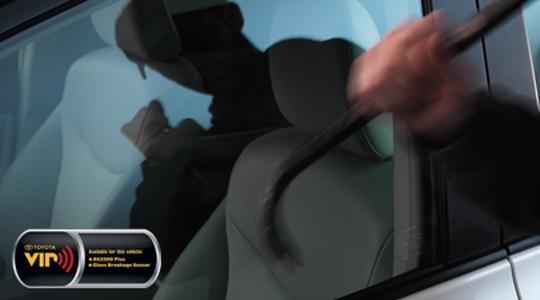 Glass Break Sensor-Addition to Factory Alarm System - Toyota (085860c890)
