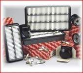 Genuine Toyota Air Filter - Toyota (1780107010)