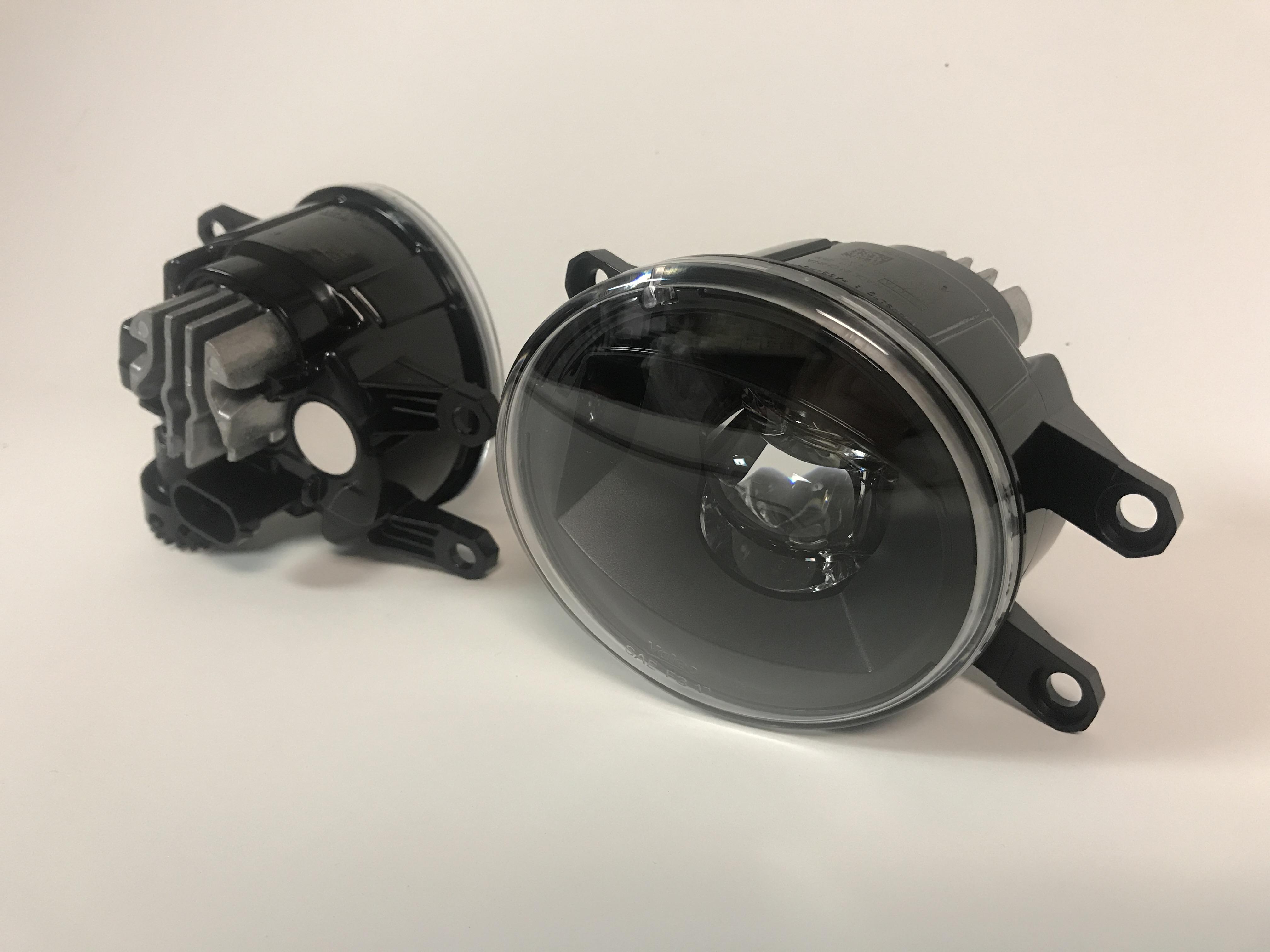 Fog Light Kit LED - Black - Toyota (PT413-42191)
