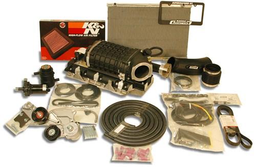 Chevrolet GMC Truck/SUV 2005-2007 5.3L Flex Fuel Magnuson Supercharger - Magnuson (01-19-59-993-BL)