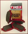 TRD High Performance Brake Pads - Front - Toyota (ptr0989111)