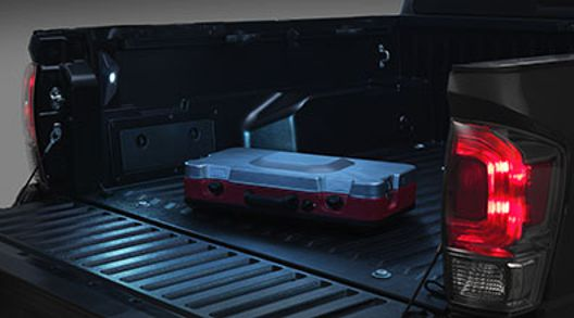 Tacoma Led Bed Lighting Sparks Parts