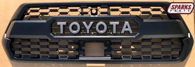 TRD Pro Grille Insert - Tacoma - Toyota (PT228-35200-AA)
