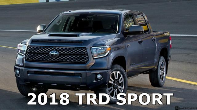 2018 TRD Sport Tundra Grille - Custom (53101-0C030)