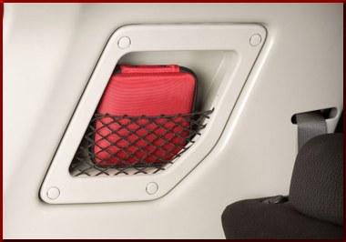 C-Pillar Storage with Net  ONE PAIR - Toyota (0844612800)
