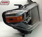 Headlamp Assembly Right-Hand (Platinum) - Toyota (81110-0C140)