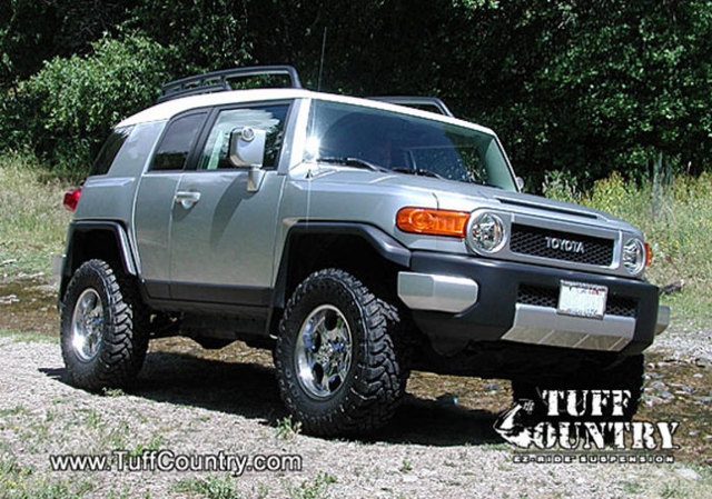 "Tuff Country 3"" FJ Cruiser 4WD Lift - Tuff Country (52000)"