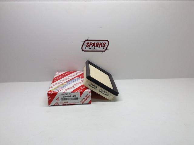 Genuine Toyota Air Filter - Toyota (17801-21060)