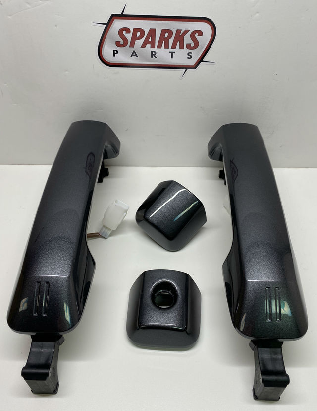 Tundra Smart Entry Handle Kit - Double/Regular Cab - Custom (PKKITDRSE)