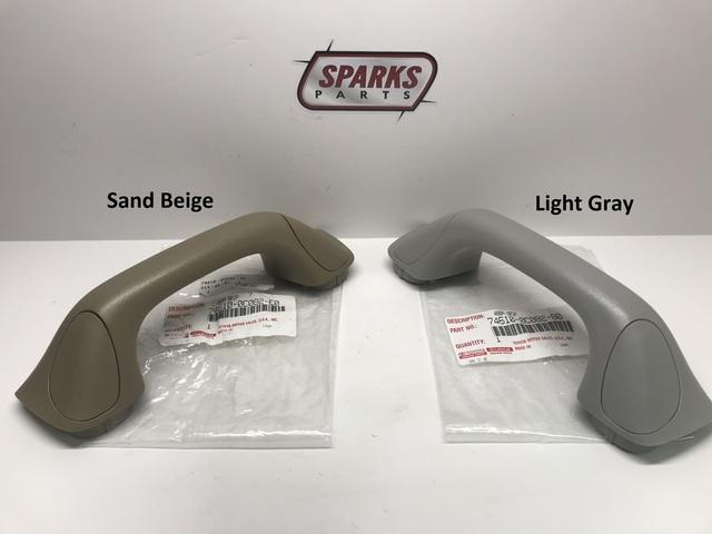 Tundra Grab Handle Kit - Custom (PKTUNGRAB)