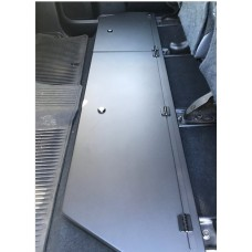 2014-2020 Toyota Tundra Crewmax Aluminum Under Seat Long Box - CUSTOM (USSCM-03)