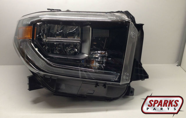 Headlamp Assembly Right-Hand (TRD Sport) - Toyota (81110-0C210)