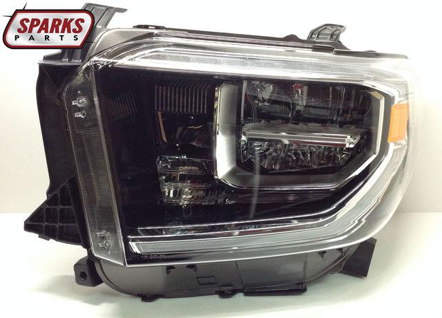 Headlamp Assembly Left-Hand (Platinum) - Toyota (81150-0C140)