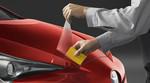 Pruis Paint Protection Film - Front Bumper