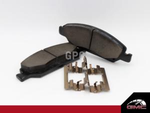 Brake Pads - GM (84320501)