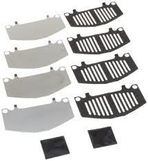 Rear Genuine Toyota Brake Shim Kit - Toyota (04945-06080)