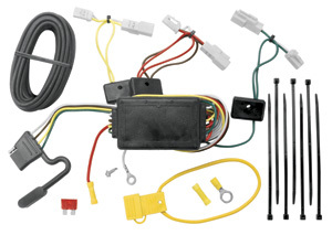 2006-2012 Trailer Wiring Connector Kit Tow Ready - Toyota (118412)