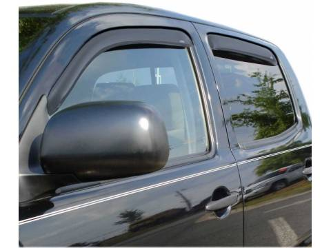 2005-2015 Rainguard Doublecab - Autoventshade (94056)