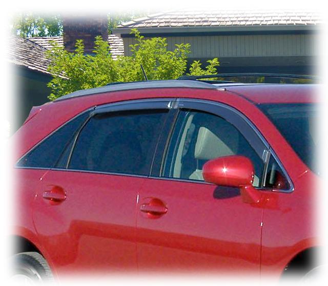 2009-2015 Rainguards - Autoventshade (94162)