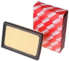2 Pack of Genuine Toyota Air Filters (17801-25020-2) - Toyota (17801-25020-2)