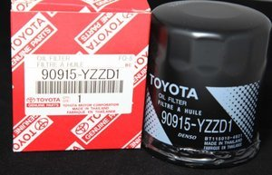 Filter - Toyota (90915-YZZD1)