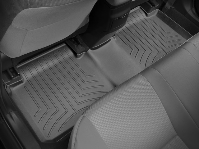 2014-2018 Corolla 2nd Row Floor Liner - Black - Toyota (445802)