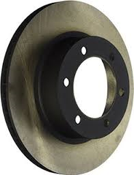 FRONT ROTOR - Toyota (43512-0E030)