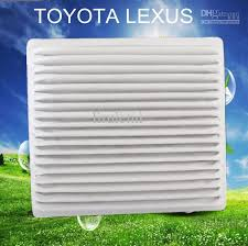 Genuine Toyota Cabin Air Filter - Toyota (87139-WB001)