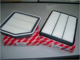 Genuine Toyota Air Filter - Toyota (17801-0P090)