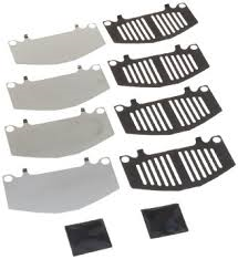 Rear Genuine Toyota Brake Shim Kit - Toyota (04946-12120)