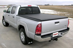 2016 - 2019 Tacoma 6' Bed, Soft Roll-up Tonneau Cover by Access Cover - Toyota (35279)