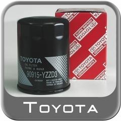 Genuine Toyota Oil Filter - Toyota (90915-YZZS1)