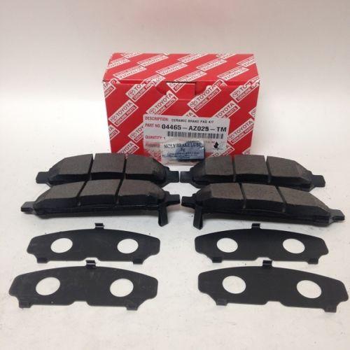 FRONT BRAKE PADS - Toyota (04465-AZ025)