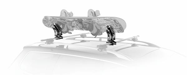 Thule Universal Snowboard Carrier - Toyota (575)