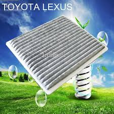 2 Pack of Genuine Toyota Cabin Air Filters - Toyota (87139-28020-2)