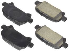 REAR BRAKE PADS - Toyota (04466-33060)